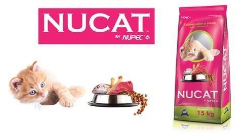 Nucat Alimento Para Gato 15kg