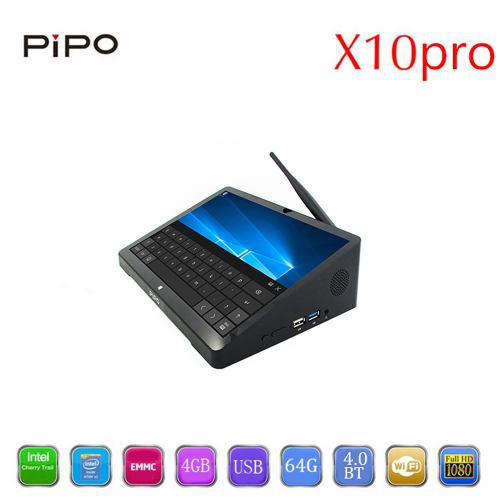 Pipo X10pro Caja De Tv + 10.8 Pulgadas Ips Tablet Pc De Wind