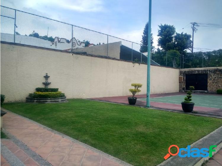 Propiedad Venta Lomas de Vista Hermosa Cuernavaca