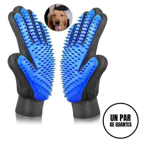 Sonolife Par De Guantes Mascota Remover Pelo Perros- Gatos