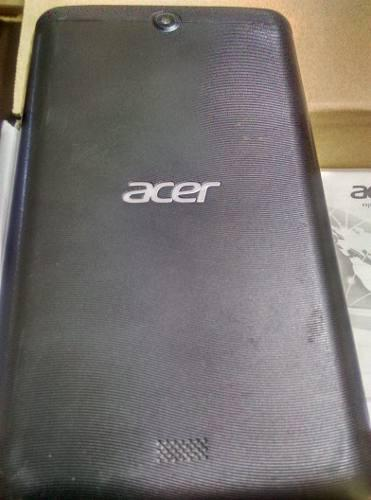 Tablet Acer Iconia One 7 B1 En Su Caja Con Detalle
