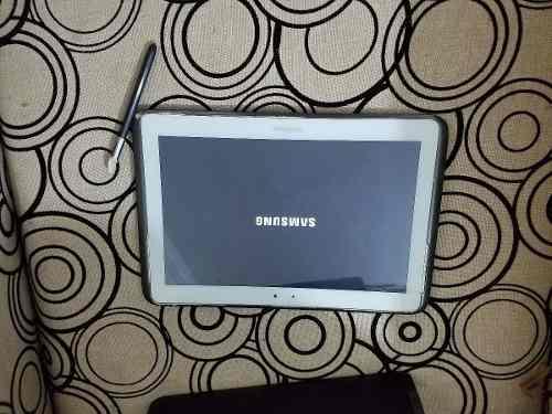 Tablet Samsung Galaxy Note Tab 10.1 (camara C/flash Y S-pen)