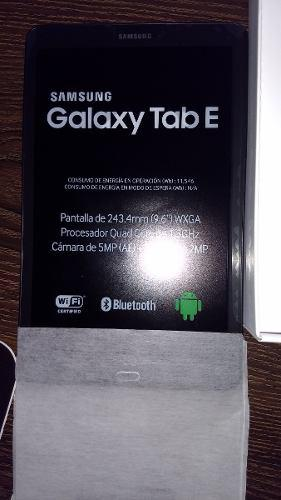 Tablet Samsung Galaxy Tab E 9.6', Urge Se Remata