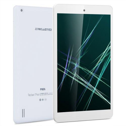 Tablet Teclast P80h 8android 5.1 2.4g/5g Gps - Blanco
