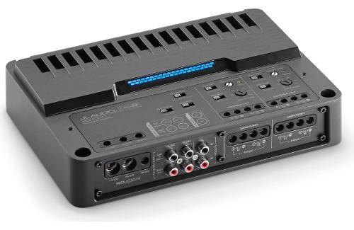Amplificador Clase D 4 Canales Jl Audio Rd Para Auto