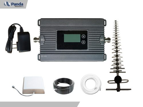 Antena Amplificadora De Señal Celular Telcel 3g 80db