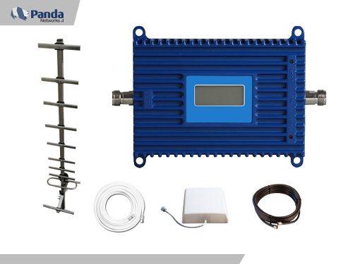 Antena Aplificadora De Señal Celular Telcel 3g