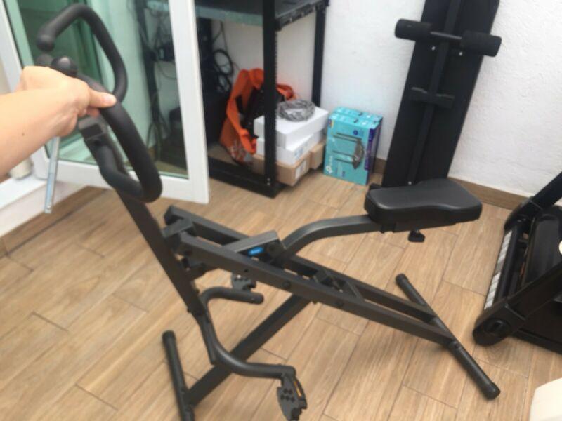 Aparatos para hacer ejercicio
