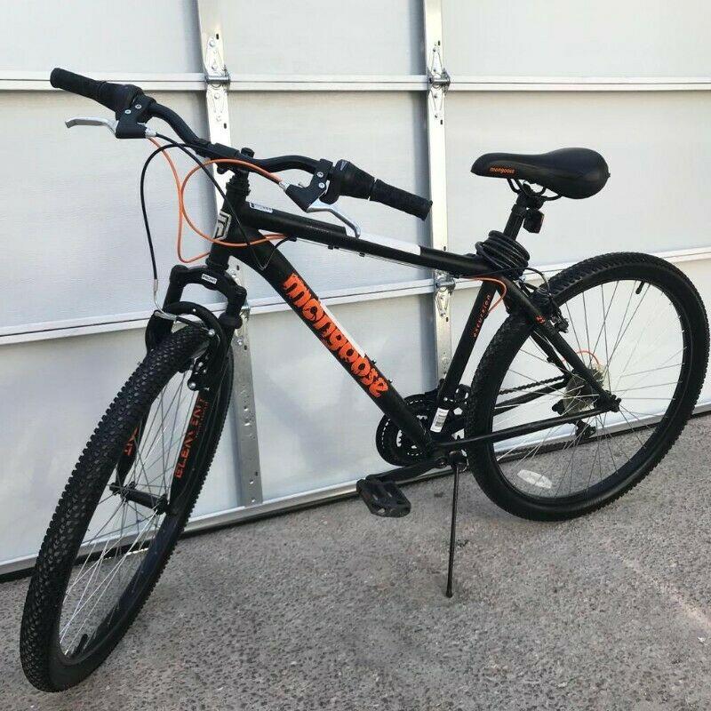 Bicicleta Mongoose 3 meses de uso
