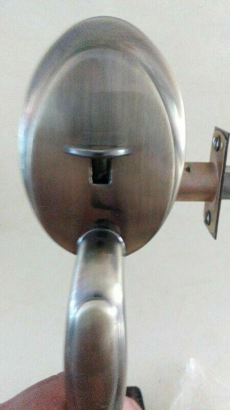 Cerradura para puerta de madera o metalica esta bonita en