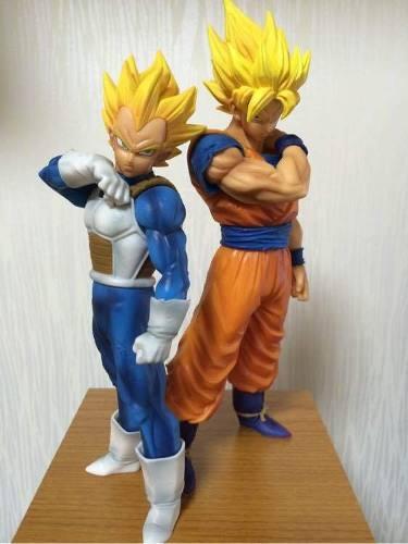 Dragon Ball Z Figuras De Accion Goku Y Vegeta.