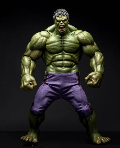Hulk 1/4 Escala 24'' Avengers Age Of Ultron Neca Legacyts