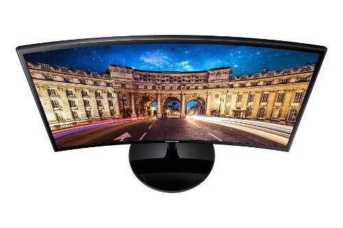 Monitor Curvo Samsung 27 Pulgadas Full Hd - Envío Gratis