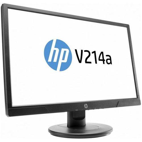 Monitor Led Hp V14a 20.7 Pulgadas Hd Vga Hdmi Negro