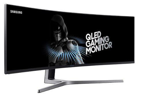 Monitor Led Samsung 49 Ultrawide Uhd 3840 X 1080 Curvo 144hz