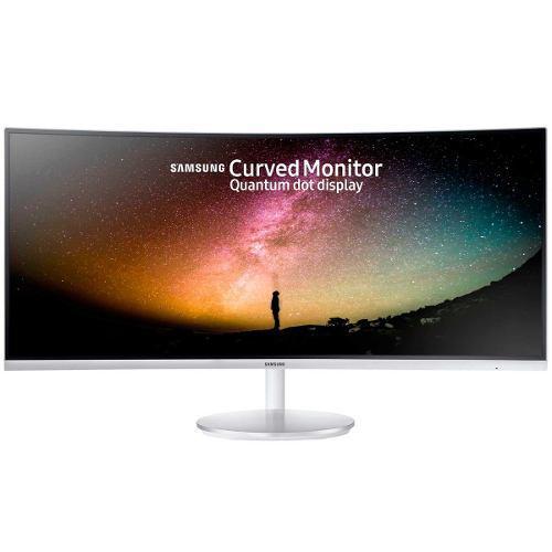 Monitor Samsung Led Curvo 34 Gamer Ultrawide Quad Hd 100hz