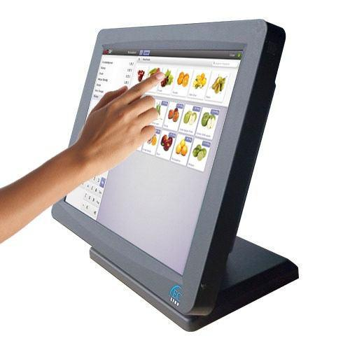 Monitor Touch Screen 15 Ec-ts-1510 Led Ec-line Tft Pos