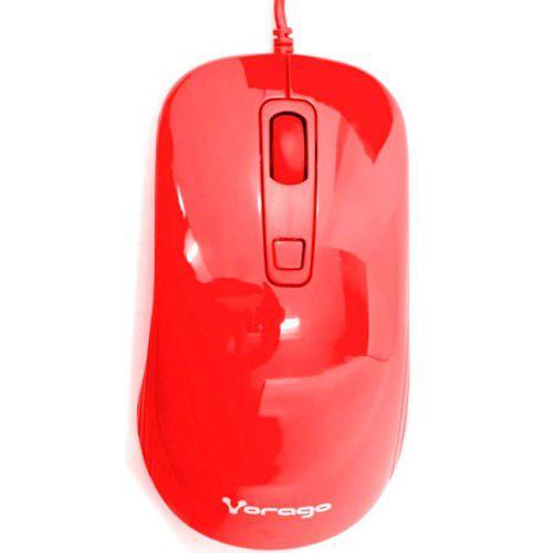Mouse Optico Vorago 102 Alambrico Usb 1600dpi Mo-102
