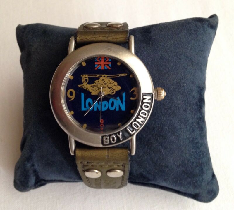 Reloj BOY LONDON original Vintage