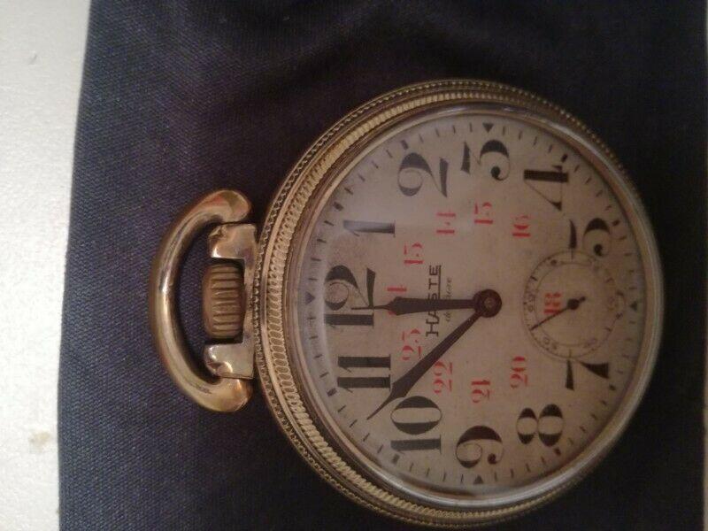 Reloj de bolsillo colección