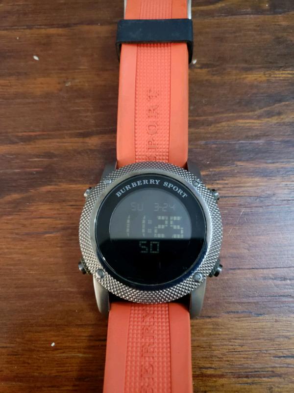 Reloj usado