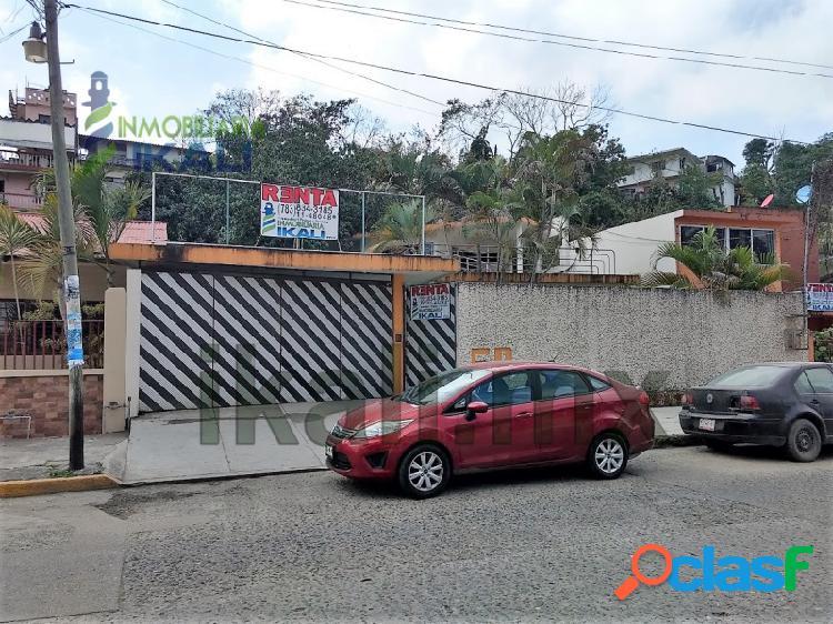 Rento casa 4 recamarás Col. Centro Tuxpan Veracruz, Tuxpan