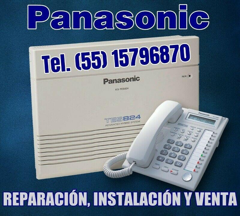 Reparación e Instalación de Conmutadores Panasonic