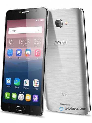 Telefono Celular Alcatel Pop 4s Con Chip Incluido Telcel