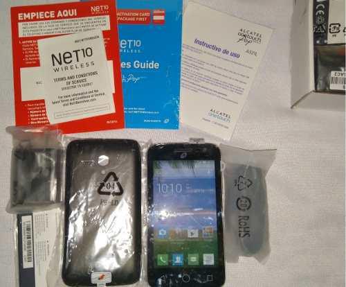 Telefono Celular Alcatel Pop Star 2 Tracfone Net10