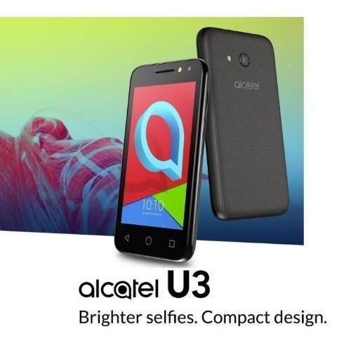 Telefono Celular Alcatel U3 8gb Rom 512mb Ram 8mp 2mp