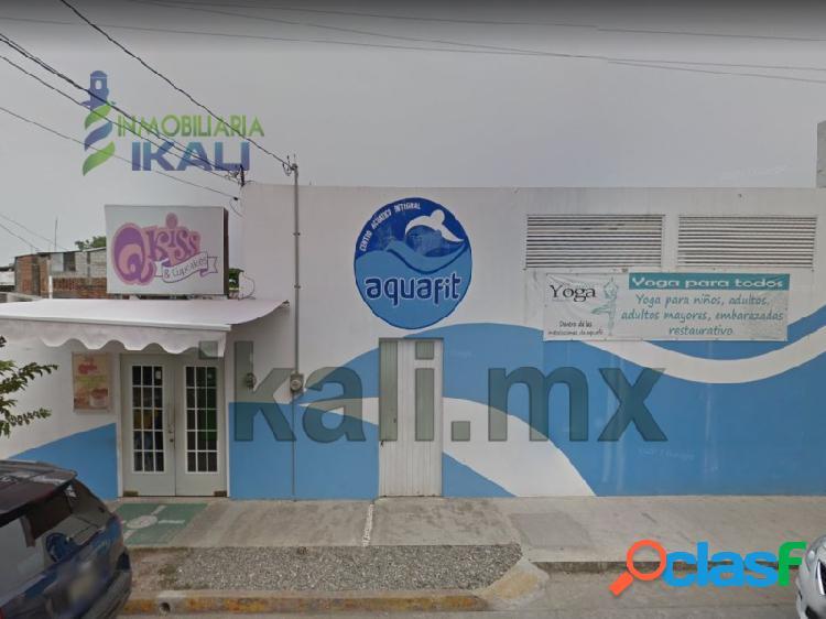 Vendo local comercial Col. Cazones Poza Rica Veracruz,