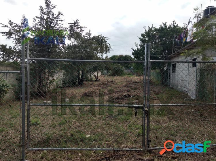 Vendo terreno 956.110 m² Col. Enrique Rodriguez Cano Tuxpan