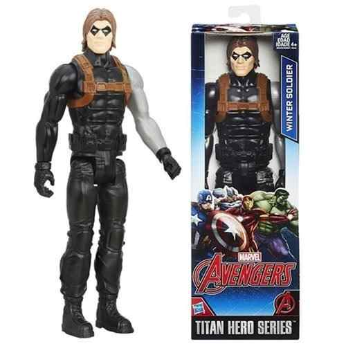 Winter Soldier Titan Hero Series Marvel Avengers 30 Cm