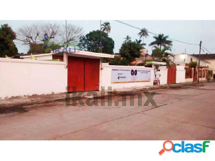renta casa col Rodríguez Cano Tuxpan Veracruz 3 recamaras,