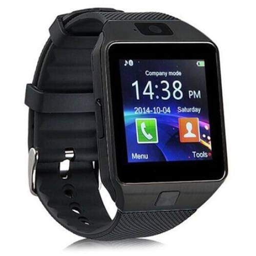 Smartwatch Reloj Inteligente Dz09 Camara Bluetooth Sim Sd