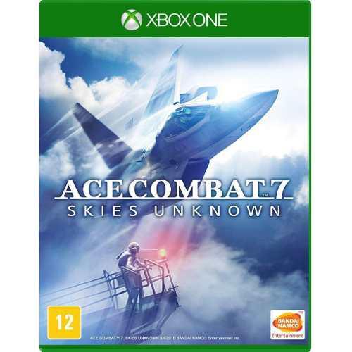Ace Combat 7 Xbox One Nuevo Y Sellado