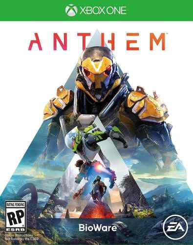 Anthem Xbox One Nuevo (en D3 Gamers)