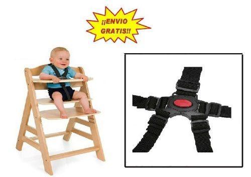 Arnes De Seguridad Para Bebe Cinturón Silla O Coche 5