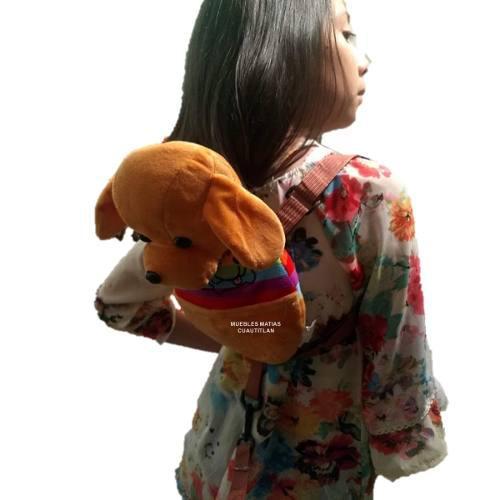 Arnes Mochila Para Bebe Niño De Seguridad Perro Chango Oso