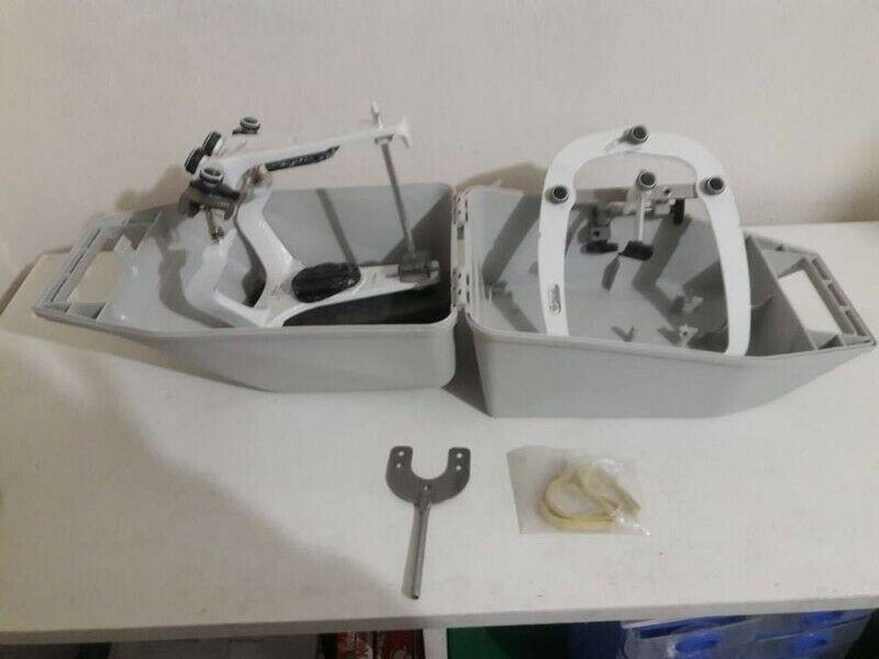 Articulador Bio Art A7 plus nuevo con estuche y accesorios.