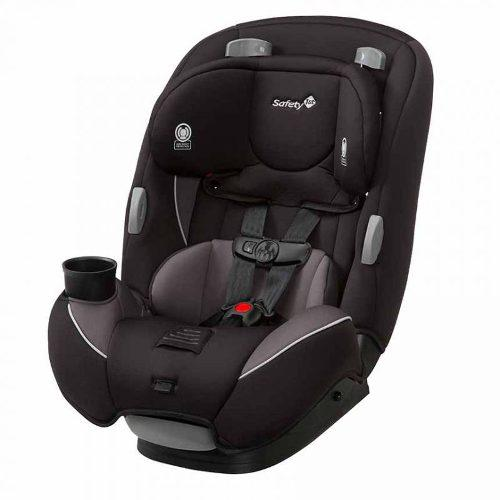 Autoasiento Convertible 3 En 1 Safety 1st Continuum