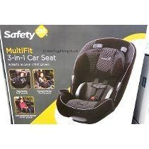 Autoasiento De Bebe Safety Multifit 3-in-1 Car Seat Promocio