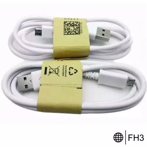 Cable V8 Celular Accesorios Datos Usb Cargador Adaptador