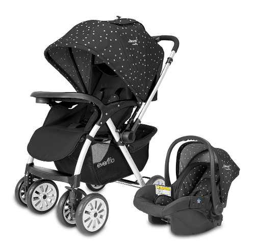 Carriola De Bebe Evenflo Orion Portabebe Reclinable