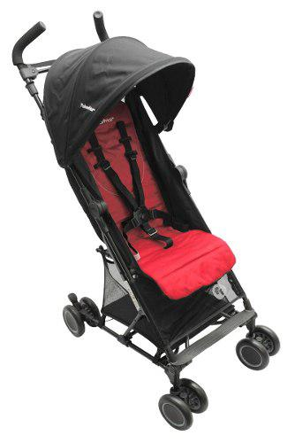 Carriola De Bebe Fisher Price Alvis Reclinable Compacta Roja