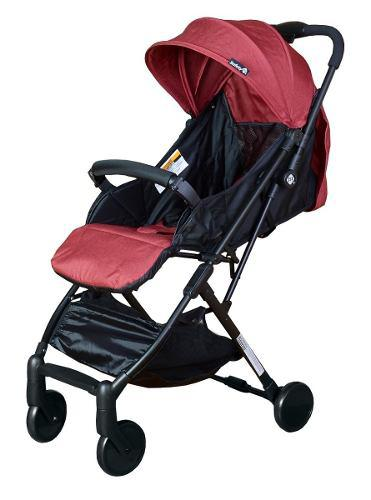 Carriola De Bebe Safety 1st Peke Ultra Compacta Roja