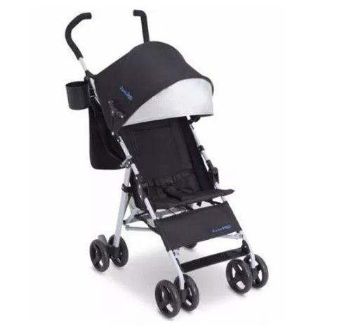 Carriola Jeep Individual Para Bebe Plegable De Baston