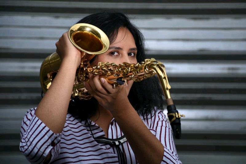 Clases de saxofón jazz, clásico y popular