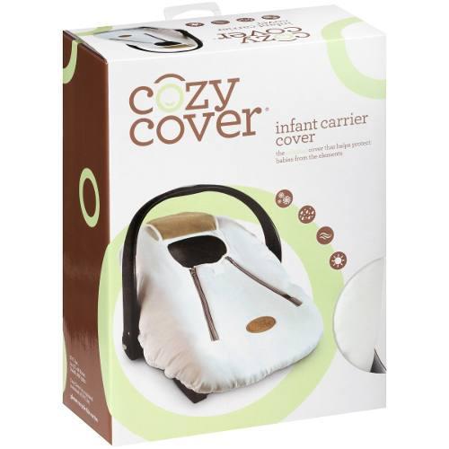 Cubierta Para Autoasiento De Bebé Cozy Cover Beige