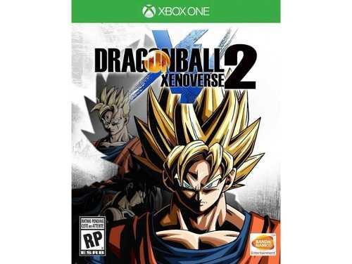 Dragon Ball Xenoverse 2 - Xbox One Nuevo Y Sellado Msi